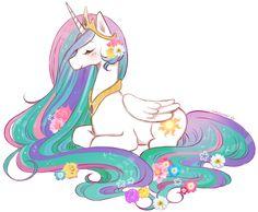 My Little Pony: Friendship is Magic Princess Celestia