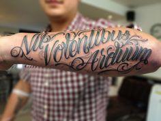 mens forearm tattoos writing ideas (6) : NationTrendz.Com