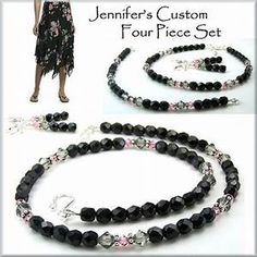 Custom Beaded Jewelry by Jades Creations Handcrafted ...