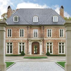 Exterior Georgian Design, Pictures, Remodel, Decor and Ideas - page 12