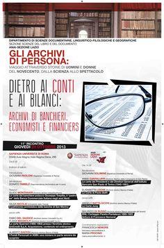 Manifesto 50x70 cm realizzato per il convegno ANAI a Roma - C&P ADVER