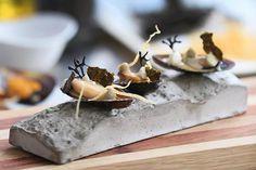 Award-winning KwaZulu-Natal chef Jackie Cameron puts her creative flair to work on heritage food. Try her Seaside Mussel Shell with Memories.