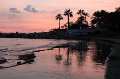 LIMASSOL SUNSET by yiannna, via Flickr