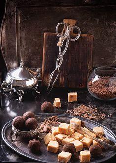 Truffles and Fudge by Sebastiana  on 500px
