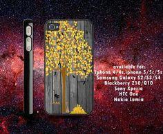 autumn leaf wood iPhone 4/4S case iPhone 5 case Samsung Galaxy S3 case Samsung Galaxy S4 case from descaCase on Wanelo