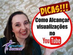 MAIS VISUALIZAÇÕES EM VÍDEOS – Como alcançar mais visualizações em vídeo...