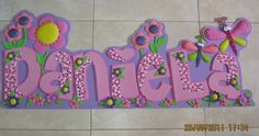 Nombres y Carteles - Fofuchas wOrLd - Picasa Web Albums Mobiles, Kids Rugs, Baby Shower, Country, Toys, Creativity, Craft, Jelly Beans, Name Pictures