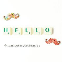 Costura Creativa & Botones ⚛ Detalles especiales y únicos hechos con el ♥ Info y pedidos 📩⬇ yolanda@mariposasycerezas.es Instagram, Art, Cherries, Buttons, Facts, Butterflies, Creativity, Wood, Dressmaking