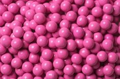 Mini chocolate balls with a Hot Pink candy coating. Bulk Candy, Candy Store, Delicious Chocolate, Chocolate Flavors, Sixlets Candy, Mini Milk, Candy Companies, Holiday Candy, Colorful Candy