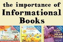 Think fiction is all your kids need to read?  Information reading and writing is vital to their progression onto college.