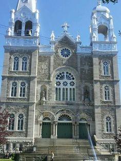 St-François d'Assise Church, Wellington & Fairmont, Ottawa (Hintonburg)
