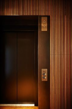 Timber surfaces add warmth to the interior, while providing a robust surface finish.