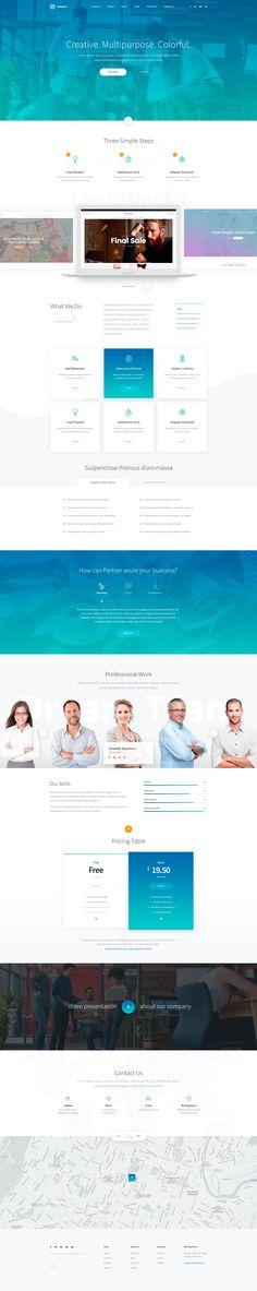 Futurico - Multipurpose PSD Template • Download ➝ https://themeforest.net/item/futurico-multipurpose-psd-template/18254899?ref=pxcr
