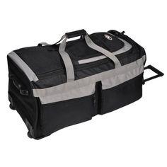 Everest Luggage Rolling Duffel Bag - Large, Black, One Size Everest http://www.amazon.com/dp/B006HMRF8A/ref=cm_sw_r_pi_dp_hkqhub1K8CKB4