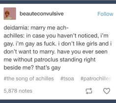 Holy fuck is that a Riverdale reference? Greek Gods And Goddesses, Greek And Roman Mythology, Achilles And Patroclus, Greek Memes, Hades And Persephone, History Memes, Greeks, Book Fandoms, Book Quotes