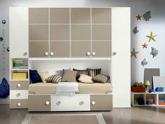 Italian Kids Furniture italian kids bedroom furniture set vv g064 - $4,425.00 | modern