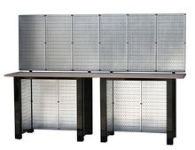 96in Wide x 24in Deep Workstations