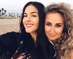Summer nights in the middle of Fall means sunsets on the beach with #friends. - xoxo Sam & Jo #chasinunicorns