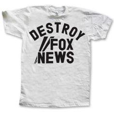 Destroy Fox News