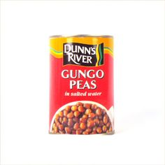 Gungo peas (also known as pigeon peas) - A staple part of my Jamaican dishes.