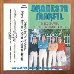 ORQUESTA MARFIL - DISCO SAMBA Y OTROS GRANDES EXITOS - http://orquestasdecanarias.com/orquesta-marfil-disco-samba-y-otros-grandes-exitos