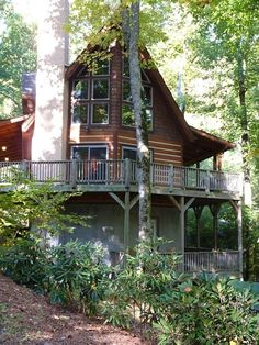 726 - hot tub!  Boone Cabin Rental: Easy Access/close To Town Yet Snuggled In Woods/pet Friendly/wheelchair Access | HomeAway