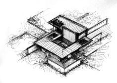 Kübler House Las Brisas de Chicureo, Colina, Chile 57studio