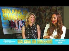 Walking on Sunshine: Hannah Arterton & Leona Lewis Junket Interview 2 --  -- http://www.movieweb.com/movie/walking-on-sunshine/hannah-arterton-leona-lewis-junket-interview-2