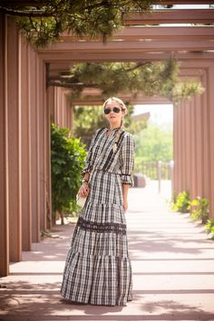 Around the global village with inspirations outfits worth adopting MY BLONDE GAL BY OLGA CHOI , RUSSIA