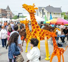 Get ready for a fun-filled weekend at #BarringtonArtFestival!