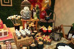 Festa de aniversário no Tema HARY POTTER