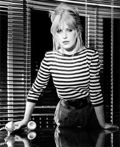 Marianne Faithfull by Sheila Rock 1980