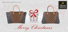 Christmas time : rent a Louis Vuitton handbag on www.rentfashionbag.com ! Rent, don't buy and save big !!
