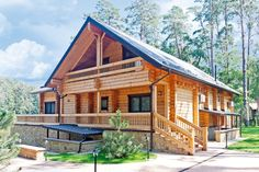 Wood is, historically speaking, the most popular building ma…