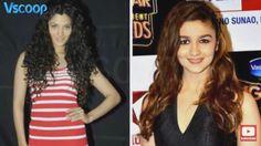 Watch #SaiyamiKher Blown Away By #AliaBhatt? #VSCOOP  #Bollywood #actress #Gossip #Entertainment