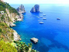 CAPRI ISLAND, between dream, reality & richness http://tripelonia.com/headline/capri-travel-guide/149