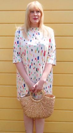 Chantelle's Romy Dress - Sewing Pattern by Tilly and the Buttons