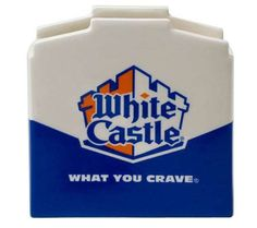 White Castle Burger Candle - What better way to celebrate National Hamburger Month than to make your entire house smell of onions with the White Castle burger-scented candle? J...