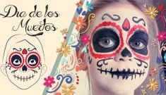 Karnevals-Schmink-Gesicht Totenkopf Halloween 2017, Halloween Face Makeup, Anastasia Beverlyhills, Face Painting Tutorials, Painting Competition, Maquillage Halloween, Baby Costumes, Lip Art, Face Art
