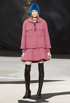 From Chanel 2013-14 Autumn/Winter Pret-a-Porter collection