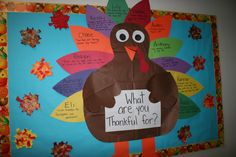 PK3 what they are Thankful for is priceless!