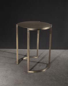 Covet designed by Soraya Osorio Iron Furniture, Table Furniture, Luxury Furniture, Furniture Design, Coffe Table, Interior Decorating, Interior Design, Nesting Tables, Metal Chairs