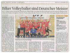 VC Alsterwasser - WZ Voting Düsseldorf