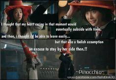 #Pinocchio #KoreanDrama #Quotes
