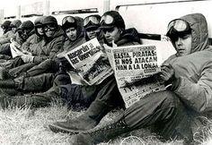 Militares argentinos torturaban a sus propios soldados en la guerra de las Malvinas