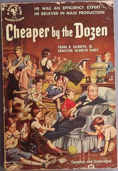 Cheaper by the Dozen 1950 | cheaper by the dozen