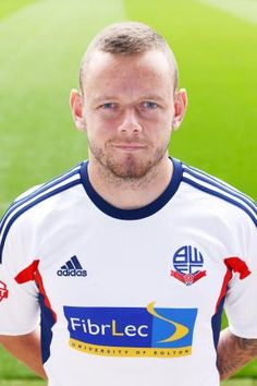 Bolton Wanderers Jay Spearing