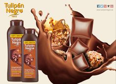 ¿Eres de l@s que no puede pasar un día sin chocolate? Tenemos para ti otra tentación… El gel de baño y ducha Chocolate Praliné Temptation incorpora en su composición elementos del cacao ricos en antioxidantes, y su aroma es… ¡mmmm! ¡Corre a por el! Www.tulipannegro.es #chocolate #praliné #sweet #temptation #tentación #gel  #geldeducha #cuidado #care #higiene #aroma #dulce #piel #skin #belleza #salud #beauty #relax #instamoment #TulipanNegro