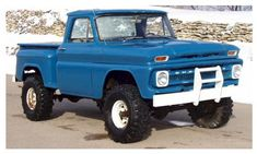 Post pics. Lets see how many 60-66 4x4 are out there. - The 1947 - Present Chevrolet & GMC Truck Message Board Network