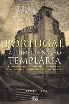 Portugal -  A Primeira Nação Templária Portugal, Romance, Knights Templar, Any Book, Great Stories, Bookbinding, Book Lists, Books To Read, Writer